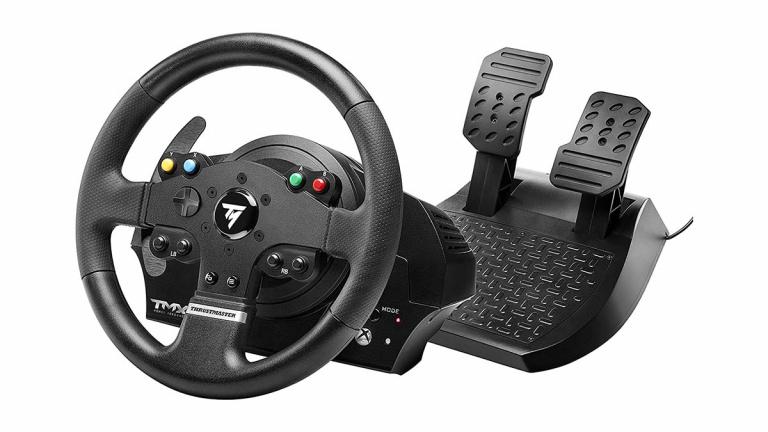 Thrustmaster TMX Force : Immergez vous dans la course avec ce volant gamer Durant la Gaming Week