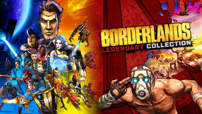 Borderlands Legendary Collection sur Nintendo Switch : promo sur la compilation pour chasseurs de l'Arche !