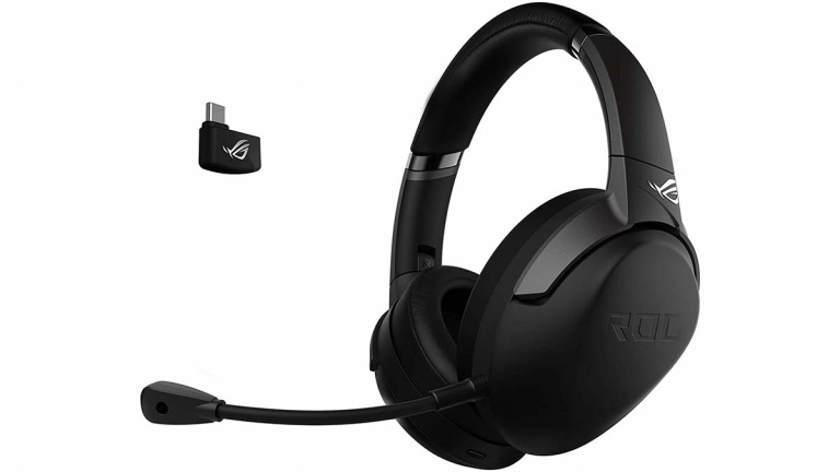 Asus ROG Strix Go : Un casque gamer haut de gamme à prix cassé durant la gaming Week