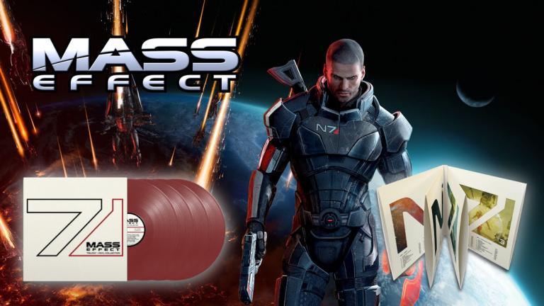 Mass Effect Legendary Edition : Le Space Opera vidéoludique en vinyle !