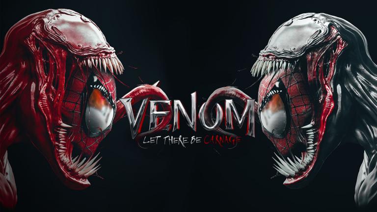 Venom : Carnage, le Buste LEGO de Carnage est disponible avec un T-shirt offert !