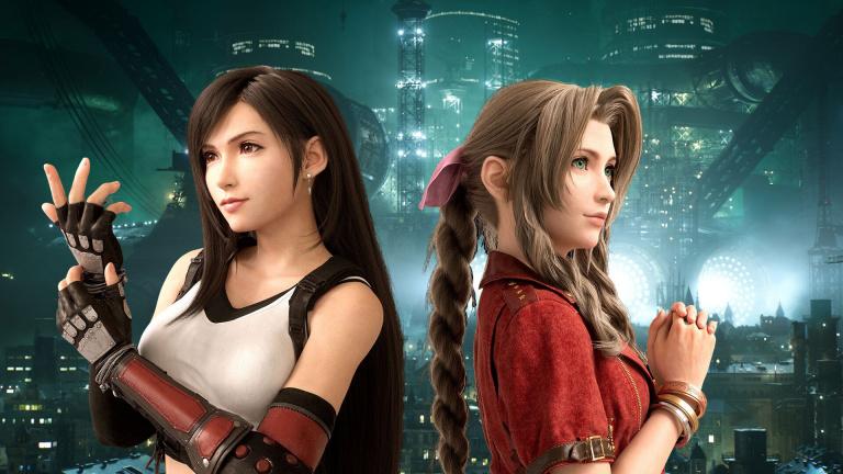 Final Fantasy VII Remake : Un roman pour explorer le passé de Tifa et d'Aerith