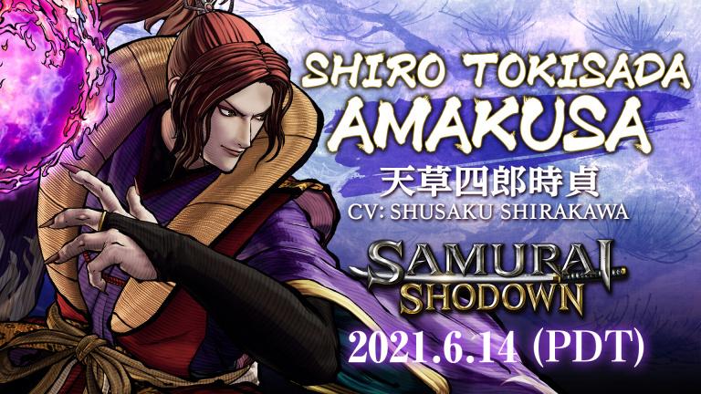 Samurai Shodown : Date de sortie sur Steam et nouveau personnage dévoilé