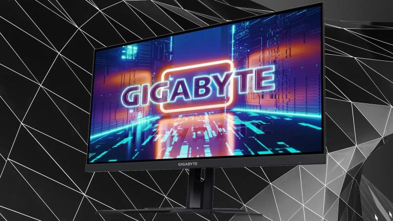"L'écran PC Gamer Gigabyte M27F 1ms 144Hz 27"" en promotion"