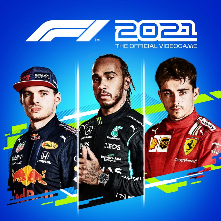 F1 2021 : Les 7 pilotes de la version Deluxe se dévoilent
