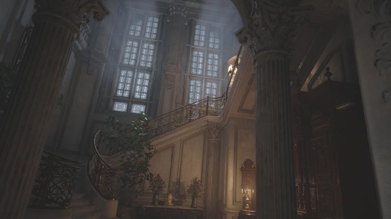 Resident Evil Village : où sont les 20 fenêtres du château Dimitrescu à briser ?