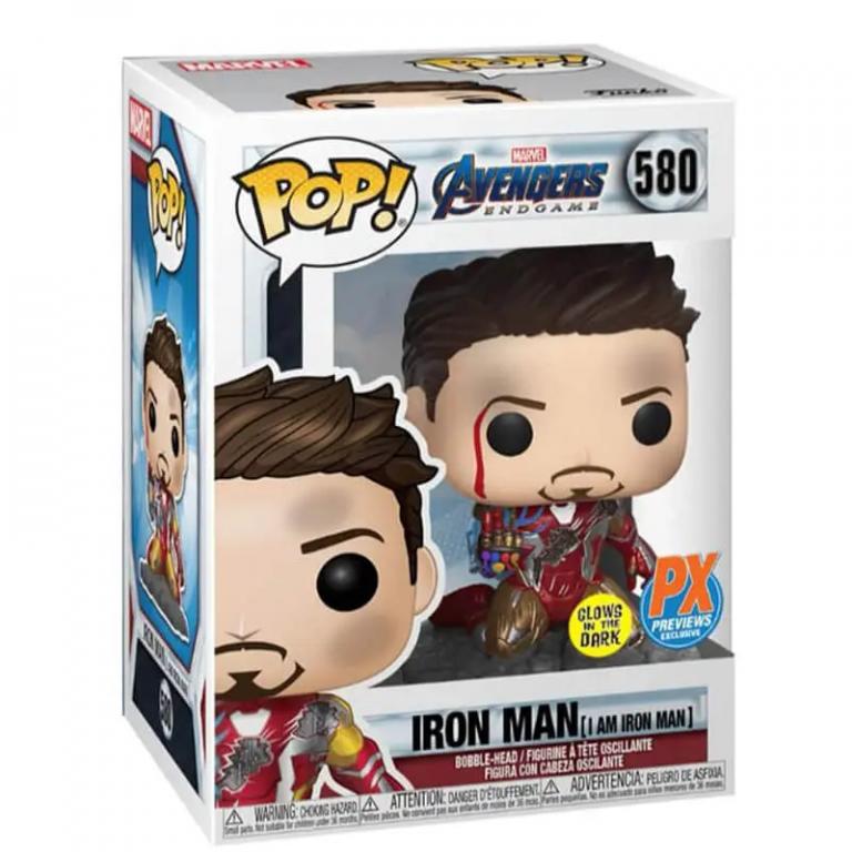 The Avengers Endgame : les précommandes pour le Tony Stark spécial Funko Pop! sont ouvertes !