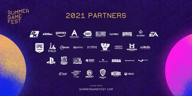 Summer Game Fest 2021 : La conférence datée, avec Sony, Epic Games et Activision