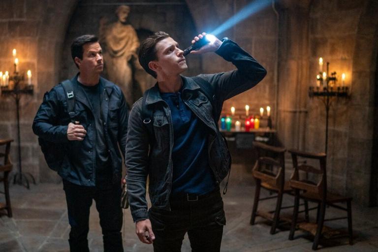 Uncharted, le film : Nate et Sully se dévoilent à nouveau