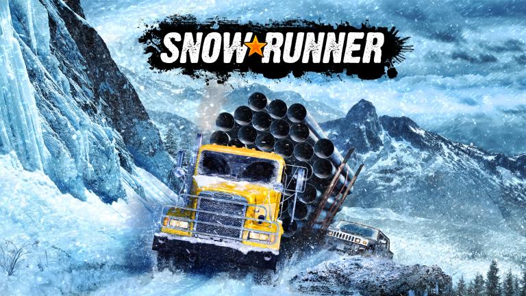 SnowRunner sur PS4 : la promo roule sur le prix