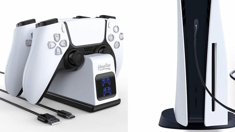Chargeur PS5 HeyStop : Une alternative fiable et abordable au modèle officiel