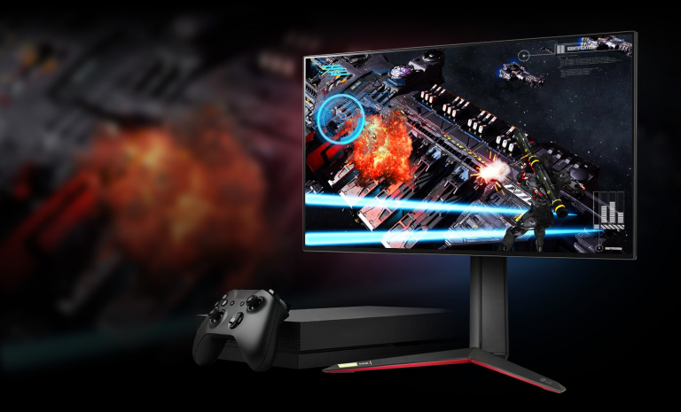 LG Ultragear 27GP950-B : un nouveau moniteur gaming 4K, pour PC, PS5 et Xbox Series X