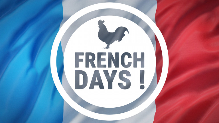 French Days 2021 : 15€ offerts dès 199€ d'achat
