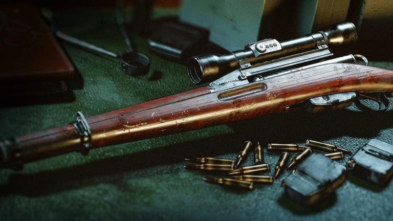 Call of Duty Warzone : les meilleurs classes pour le K31 suisse