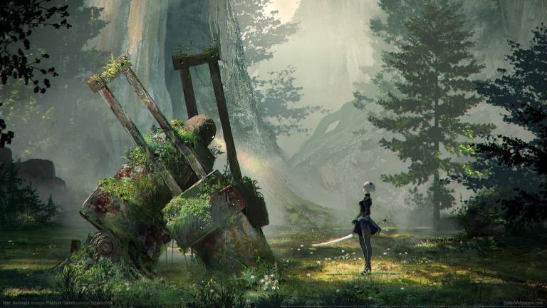 French Days : NieR Automata sur PS4 disponible pour moins de 20€