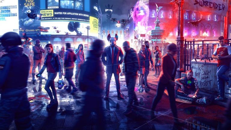 Watch Dogs Legion : Une horde de zombies en approche