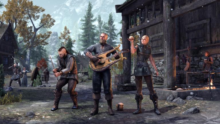 The Elder Scrolls Online, Blackwood : retrouvez toutes les nouveautés du dernier chapitre