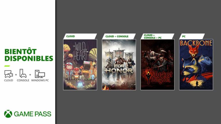 Xbox Game Pass :  Les arrivées (For Honor...) et les départs (Ace Combat 7...) de début juin