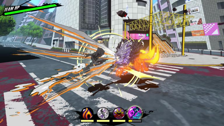 NEO The World Ends With You : Un Action-RPG nerveux et coloré prometteur !
