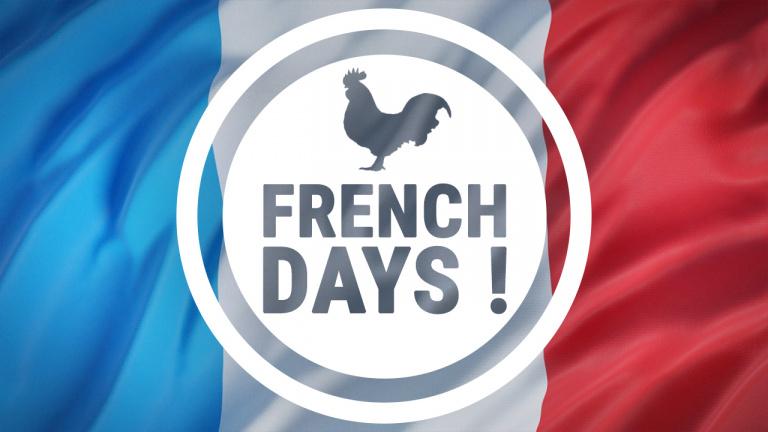 French Days 2021 : Les meilleures offres Gaming, Hardware et High-Tech de ce mercredi 2 juin en live !