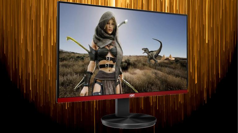 """French Days 2021 : l'écran PC gamer AOC 23,8"""" FHD VA 1ms 144Hz à un prix imbattable !"""