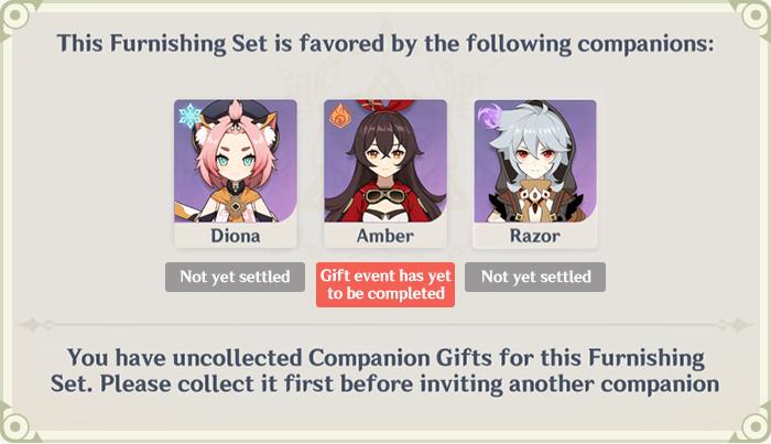 Genshin Impact, mise à jour 1.6, Séjour de compagnons : tout sur l'update de la Sérénithéière