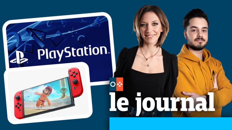 Les dernières annonces PlayStation, la Super Switch qui se précise, on en parle dans JV le Journal à 12h30