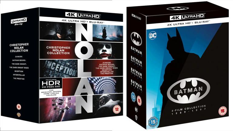 Le Hobbit, Batman, Matrix : promotion sur les coffrets Blu Ray 4k