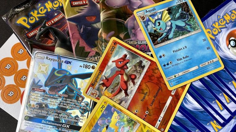 Pokemon : un nombre colossal de cartes vendues durant l'année fiscale écoulée
