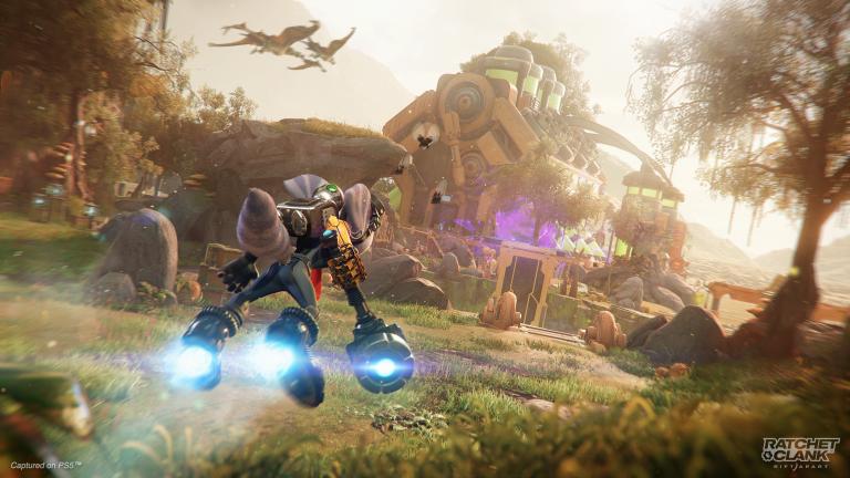 Ratchet & Clank Rift Apart PS5 : la claque technique attendue pour le meilleur épisode de la licence