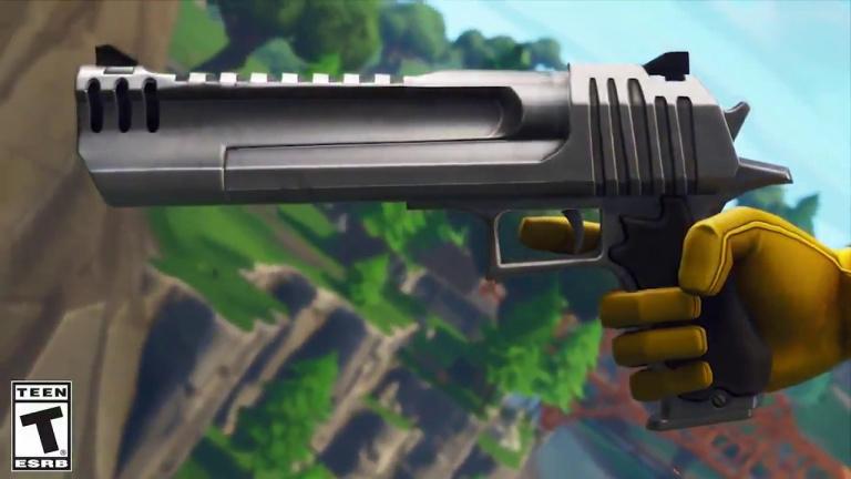 Fortnite, saison 7 : les armes et objets enlevés et ajoutés avec la nouvelle saison