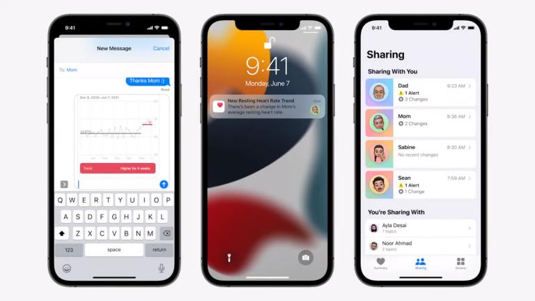 Apple Keynote : iOS 15, iPad OS, macOS... le résumé du WWDC 2021