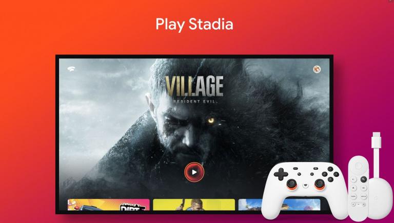 Google Stadia arrive enfin sur Chromecast et Android TV !
