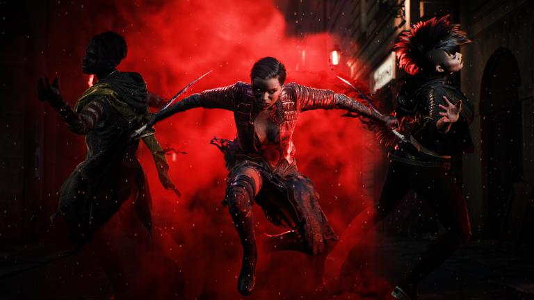 Vampire The Masquerade Blood Hunt : Un Battle Royale de taille face à la concurrence ?