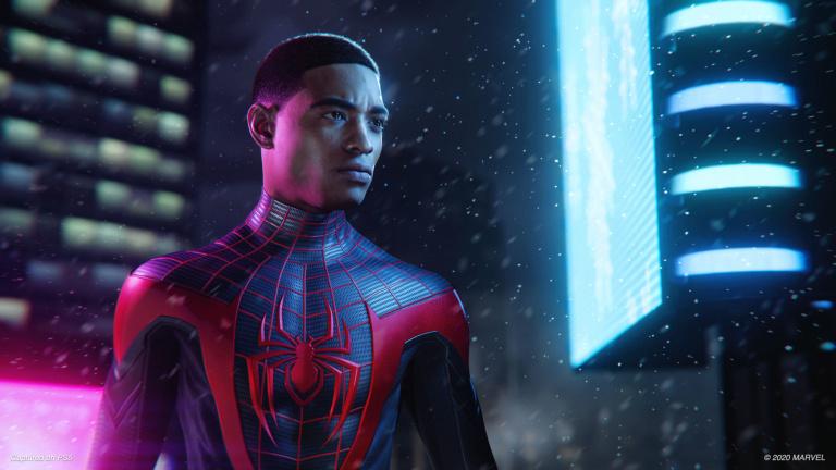Marvel's Spider-Man Miles Morales PS5 en réduction de 27%