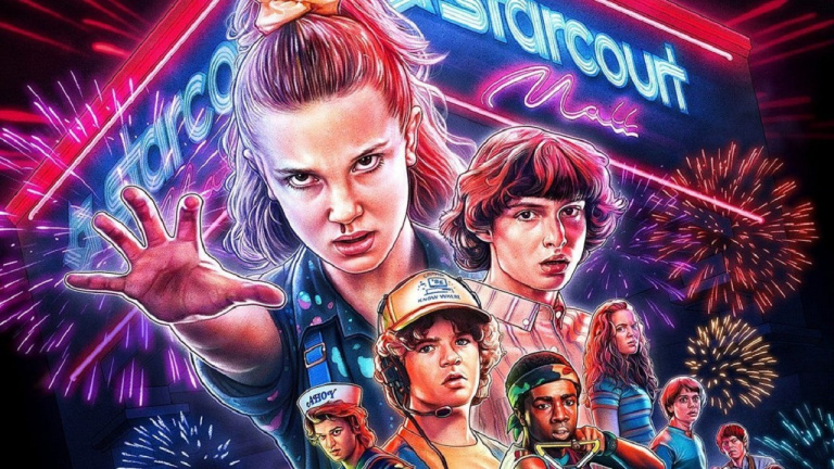 Stranger Things et Magic The Gathering annoncent un crossover