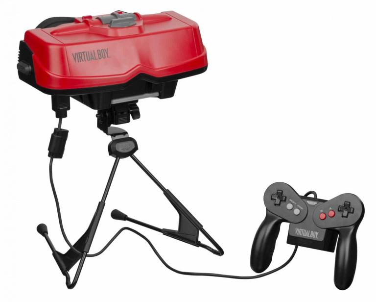 Virtual Boy : il transforme le fameux casque de Nintendo en véritable console portable