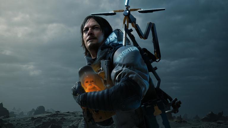 E3 2021 : Death Stranding Director's Cut annoncé sur PS5