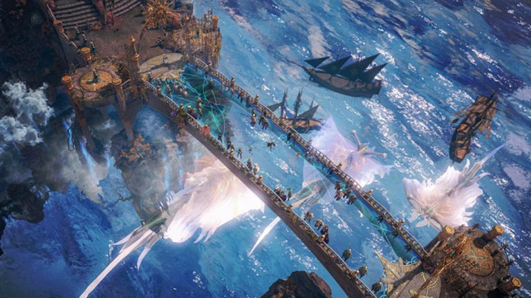 E3 2021 : le MMO Coréen Lost Ark va bénéficier d'une sortie occidentale cet automne