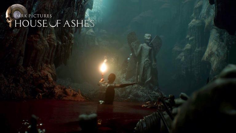 E3 2021 : The Dark Pictures House of Ashes présente sa date de sortie et une édition collector