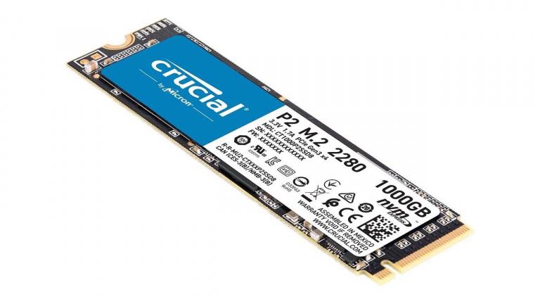 Crucial : Un SSD NVMe 1To Ultra rapide pour booster votre configuration