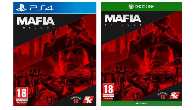 Mafia Trilogy à son prix le plus bas depuis le lancement sur PS4 et Xbox ONE