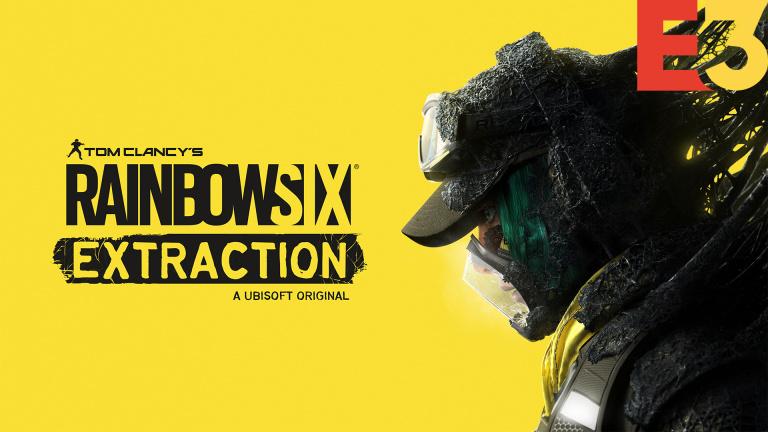 Rainbow Six Extraction fait son Left 4 Dead ?