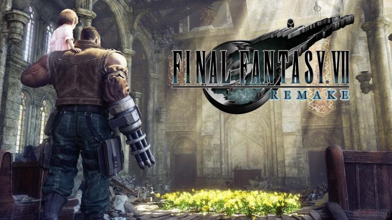 Final Fantasy 7 Remake sur PS4 : explorez Midgar avec Cloud à moindre coût