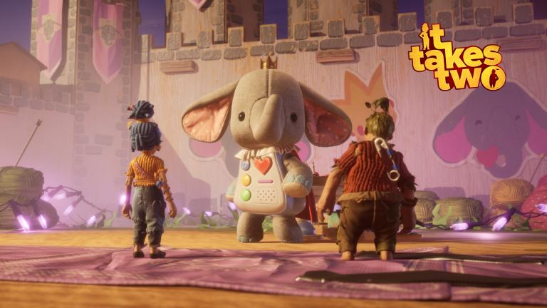 It Takes Two sur PS4 : le hit des jeux coop en promotion