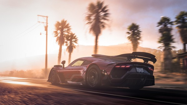 Forza Horizon 5 : on connait déjà le poids du jeu, l'épisode le plus lourd de la saga ?