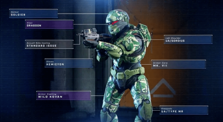 E3 2021 : Halo Infinite en montre plus sur son multijoueur