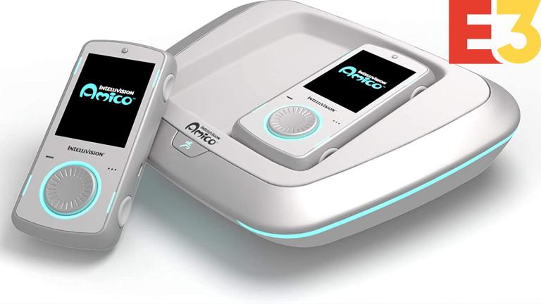 E3 2021 : L'Intellivision Amico, la nouvelle console de salon rétro