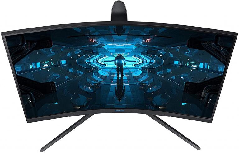 L'écran PC gamer Samsung Odyssey G7 WQHD VA 1ms en promotion