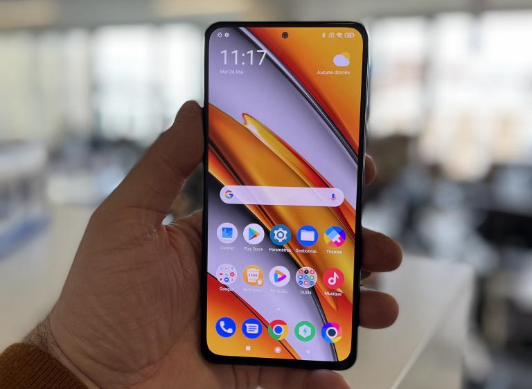 Test smartphone Xiaomi Poco F3 : l'un des meilleurs rapport qualité-prix sous Android